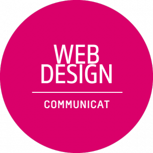 Deutsches Badge: Web-Design by Communicat