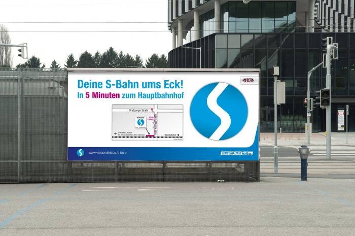 24-Bogenplakat S-Bahn Steiermark