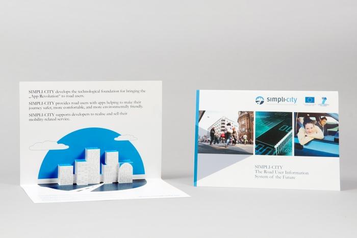 SIMPLI-CITY Pop-up Card 01