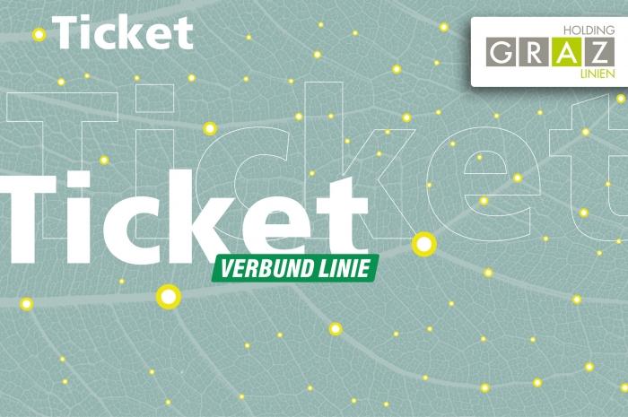 Jahresticket der Verbundl Linie
