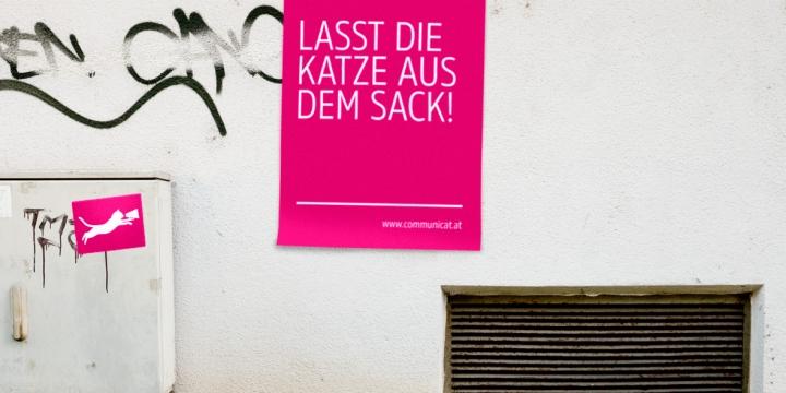 Communicat Teaser Poster